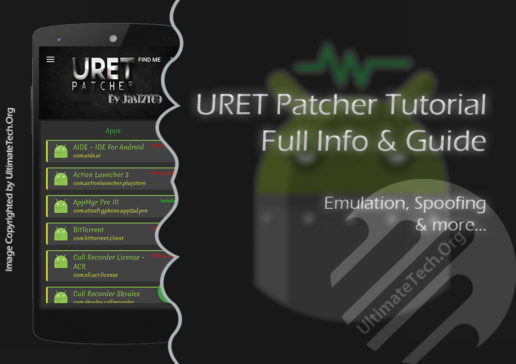 URET Patcher Tutorial - Complete Info & Guide - Ultimate Tech