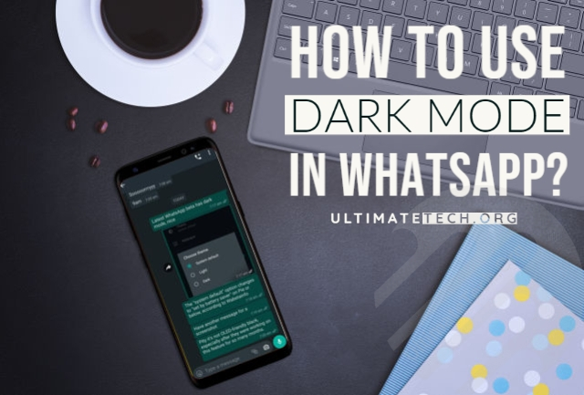 How to Use Dark Mode in WhatsApp?